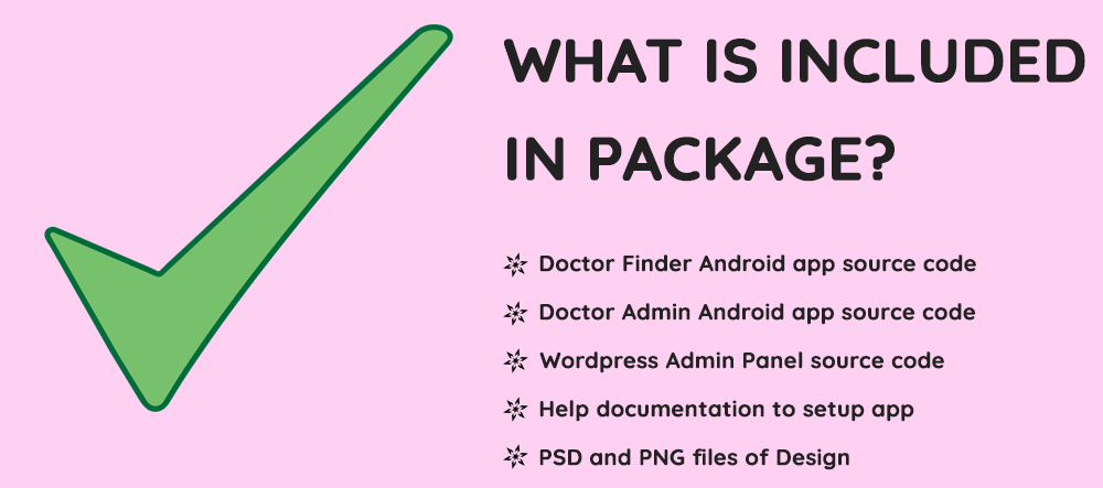 Doctor Finder - Book Appointment System with wordpress backend IPhone application - 1
